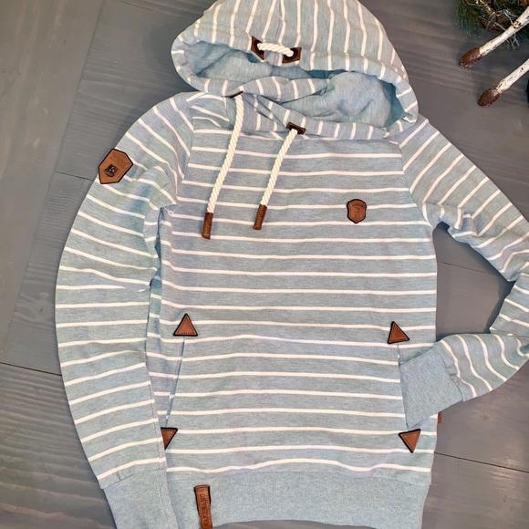 Naketano hoodie sz small
